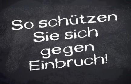 Einbruchschutz Münster